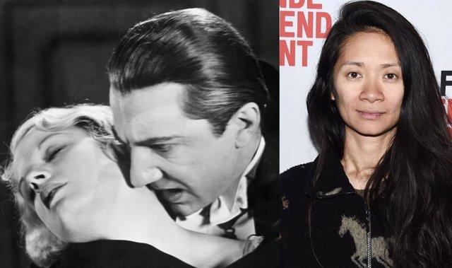 Chloé Zhao (Nomadland, Los Eternos) convertirá Drácula en un western de ciencia ficción