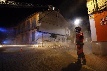 """Expertos creen que es """"pronto"""" para predecir el final del enjambre sísmico de Granada pese al descenso de terremotos"""