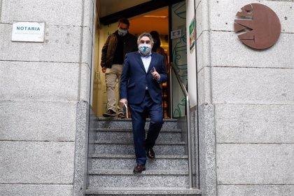 """Uribes ve """"prudente"""" la decisión de los Goya 'telemáticos' y adelanta que el Cervantes se decidirá """"partido a partido"""""""