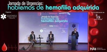 Foto: Expertos advierten de que el perfil de paciente con hemofilia adquirida es de avanzada edad, polimedicado y comorbilidad