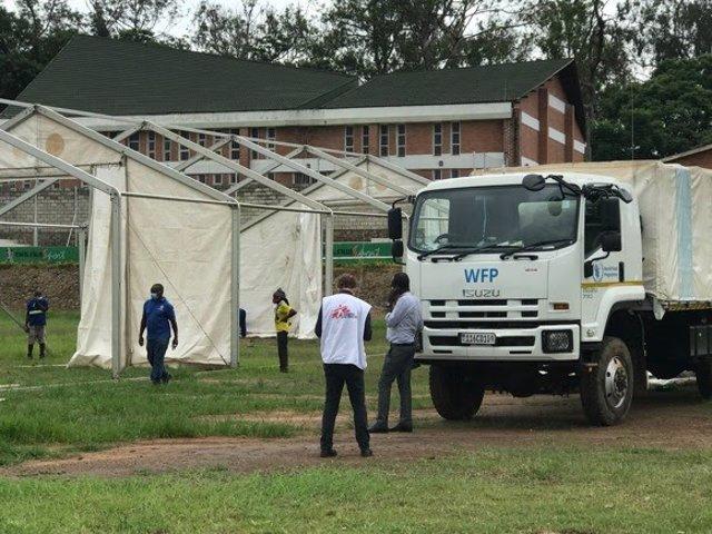 """MSF avisa de que una nueva cepa se está propagando """"rápidamente"""" por varios países del sur de África"""