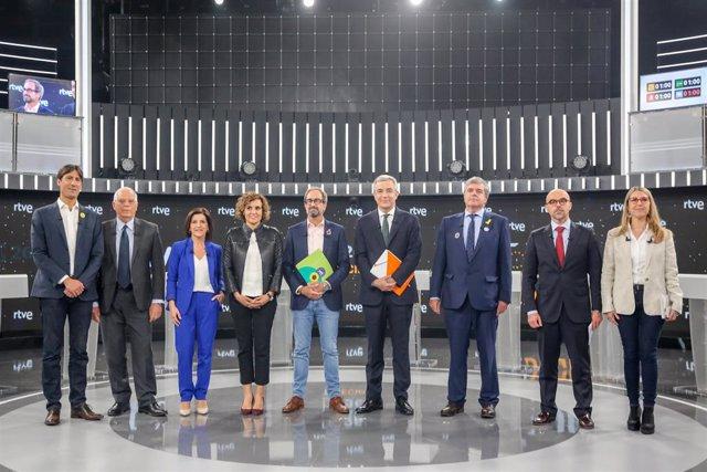 Debat RTVE