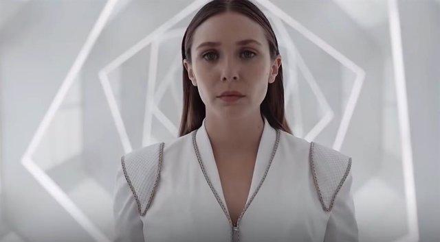 Bruja Escarlata y Visión (Wandavisión) demuestra que Wanda pudo matar a Thanos