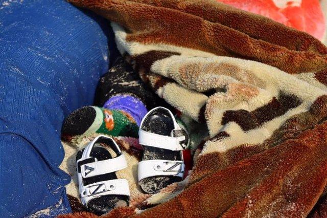 Naufragio de una embarcación con migrantes frente a las costas de Libia