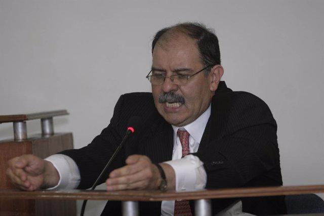 José Miguel Narváez, exsubdirector del DAS