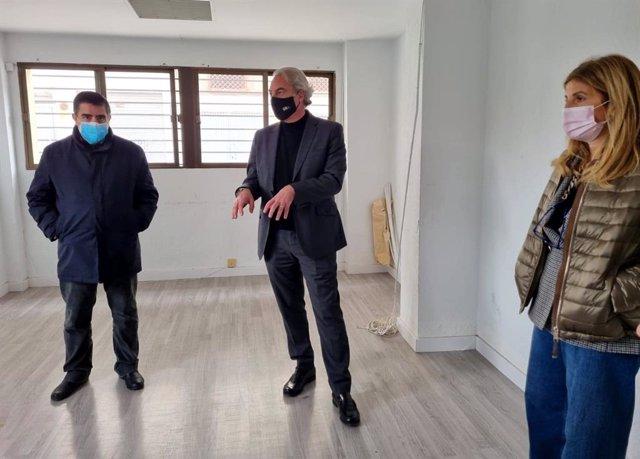 Grexales recibe un local del Ayuntamiento de Granada