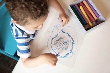 Garabatos, la importancia de estos primeros dibujos en el desarrollo infantil