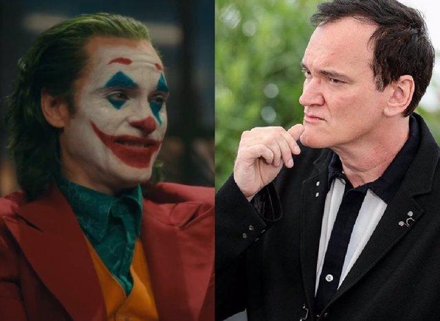 """Quentin Tarantino analiza su escena favorita de Joker: """"Obliga a los espectadores a pensar como putos lunáticos"""""""