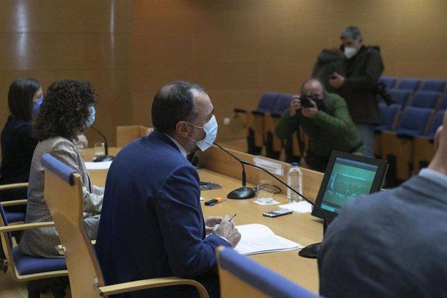 Fotos Xunta / Sanidade /R.P. Comité Clínico.