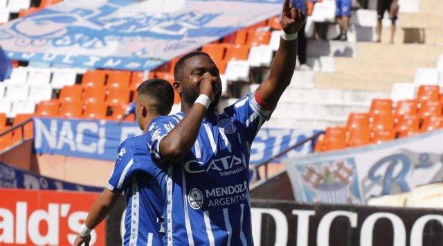 El Morro García, jugador de Godoy