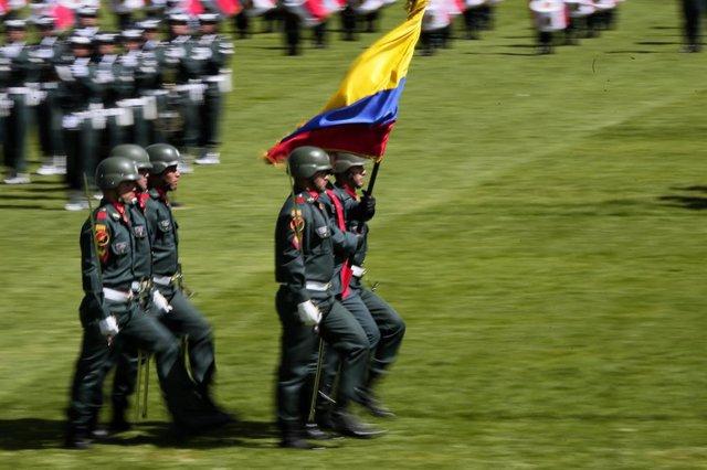 Militares en Colombia