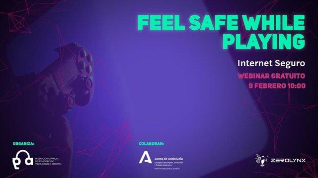 Expertos analizarán la ciberseguridad en el sector de los videojuegos con motivo del día de Internet Segura.