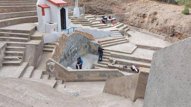 Rehabilitación del Paraje 'El Chorrillo'