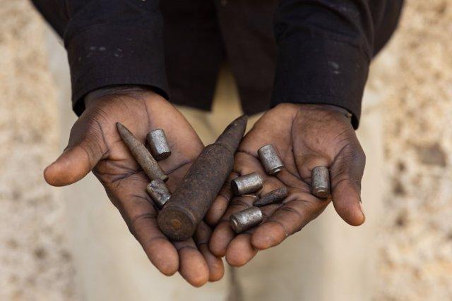 Ataque del LRA en un campamento de refugiados de Uganda