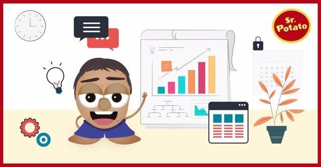 La agencia de marketing digital Sr. Potato mejora sus resultados