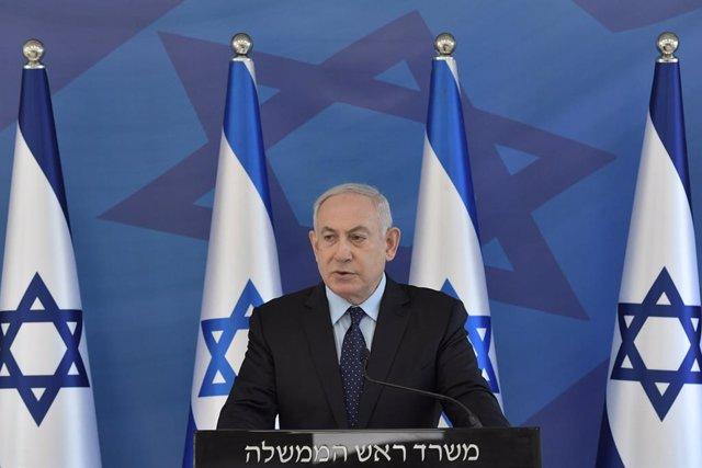 El primer ministre d'Israel, Benjamin Netanyahu