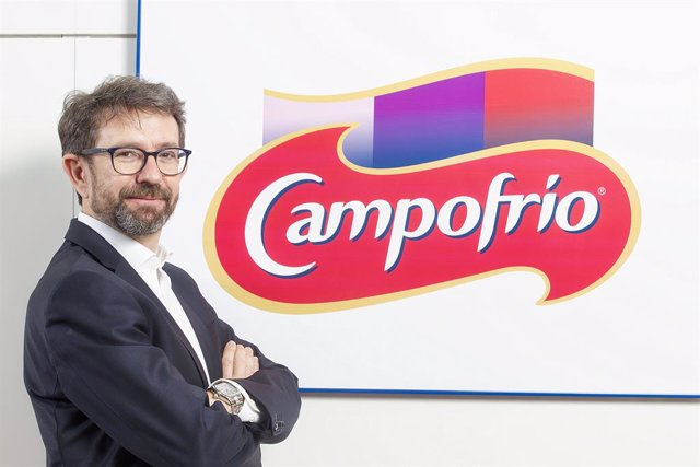 Javier Dueñas, consejero delegado de Campofrío España