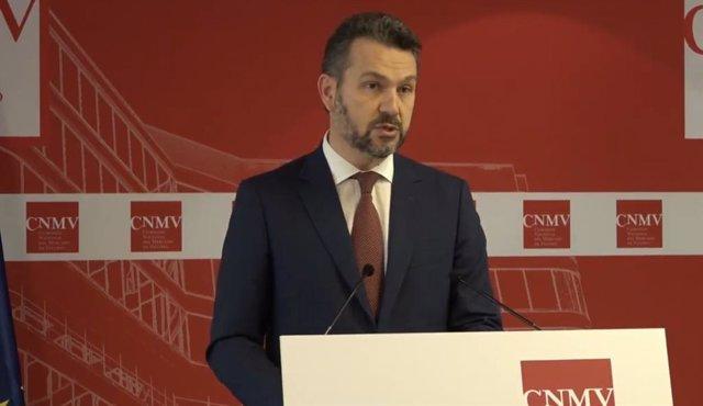 Economía.- El presidente de la CNMV, elegido presidente del Comité europeo de protección al inversor de ESMA