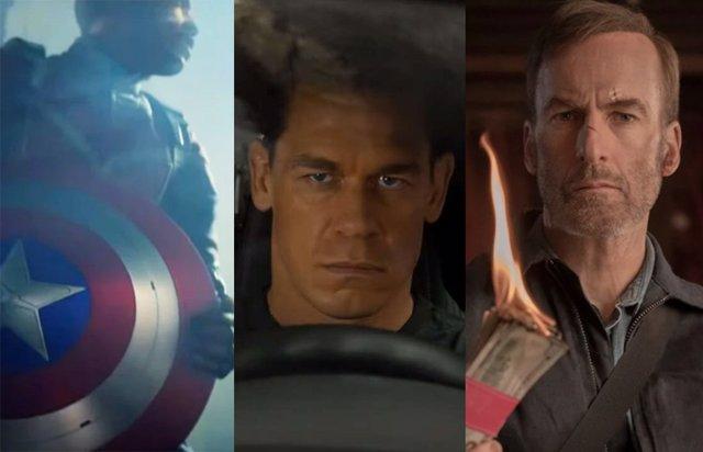 Todos los tráiler de series y películas de la Super Bowl 2021