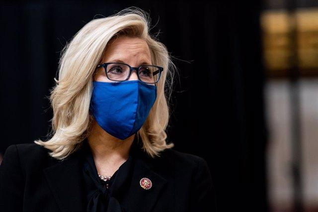 La representante republicana por el estado de Wyoming, Liz Cheney
