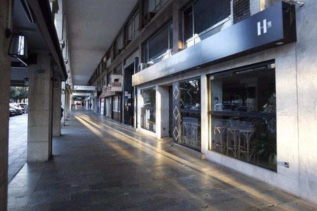 El Govern estudia flexibilizar restricciones solo para las superficies comerciales de Mallorca.