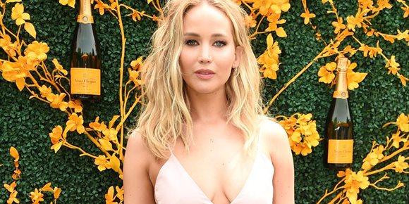 4. Jennifer Lawrence sufre un accidente en el rodaje de su película para Netflix con Leonardo DiCaprio y Meryl Streep