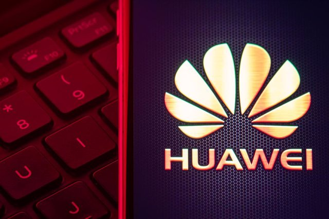 FILED - 28 January 2020, England, London: A general view of the Huawei logo. Citing security concerns, Britain's government said on Tuesday it would exclude Chinese tech giant Huawei from its 5G infrastructure, in a reversal of an earlier decision. Photo: