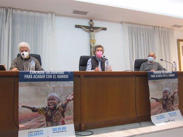 Manos Unidas de Mérida-Badajoz presenta sus proyectos