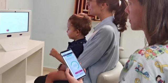 Sistema de IA para realizar diagnósticos tempranos de la deficiencia visual en los niños