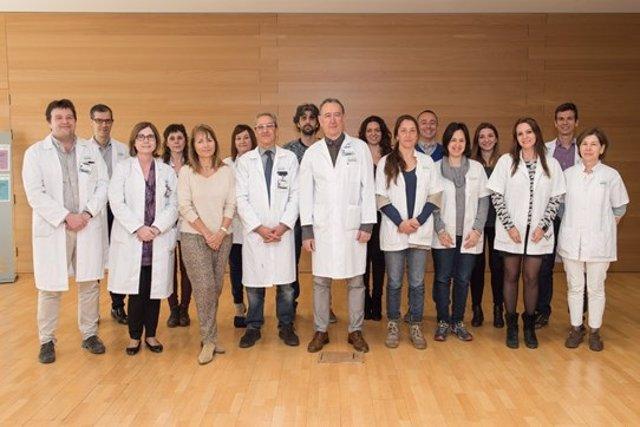 Grupo del CIBERSAM coordinado por Miquel Bernardo