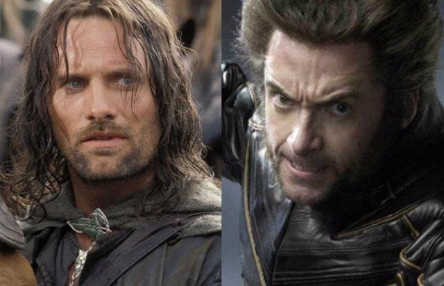 Viggo Mortensen rechazó el papel de Lobezno en X-Men por consejo de su hijo