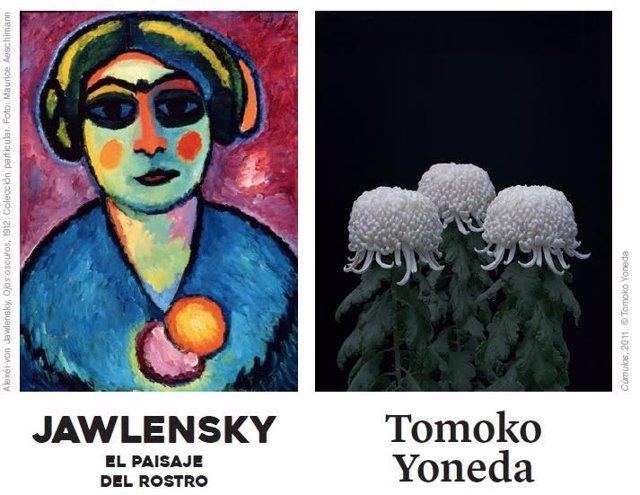 Fundación Mapfre acoge en Madrid las exposiciones 'Jawlensky. El paisaje del Rostro' y 'Tomoko Yoneda'