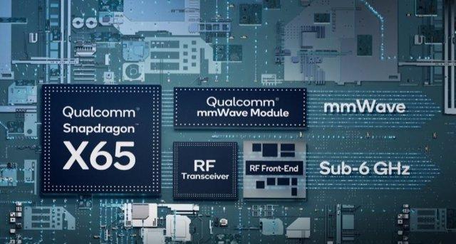 Módem Snapdragon X65