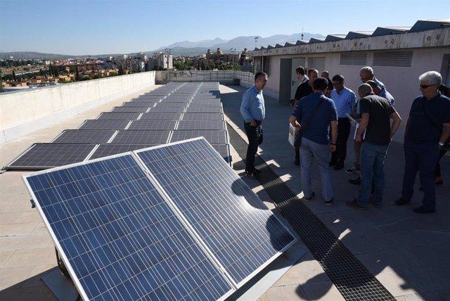 Diputación de Granada plantea al Gobierno proyectos sobre energías renovables para incluirlos en el Plan de Recuperación