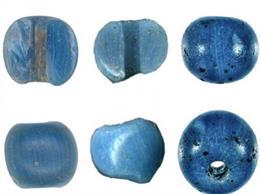 Cuentas venecianas del siglo XV encontradas en Alaska