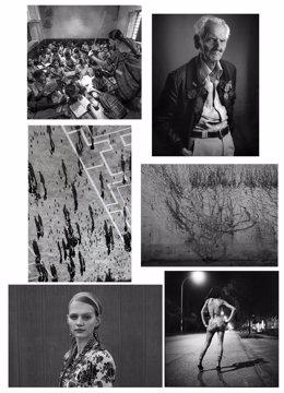 La Universidad de Alcalá de Henares (Madrid) acogerá del 11 de febrero al 26 de marzo de 2021 la exposición 'El blanco y negro es más real', un conjunto de 53 imágenes en blanco y negro de reconocidos fotógrafos contemporáneos.