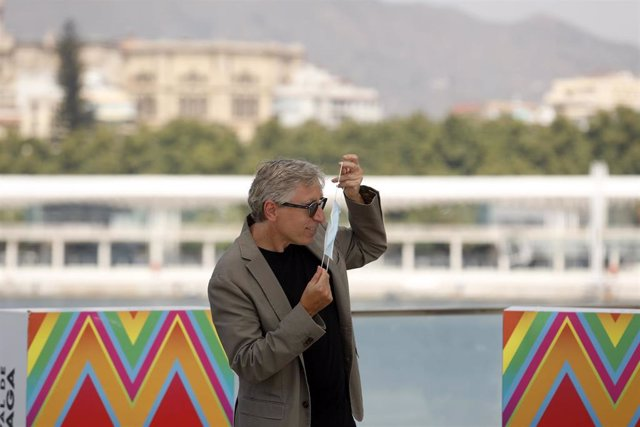 El director David Trueba