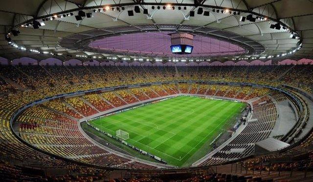 Imagen del Arena Nacional de Bucarest