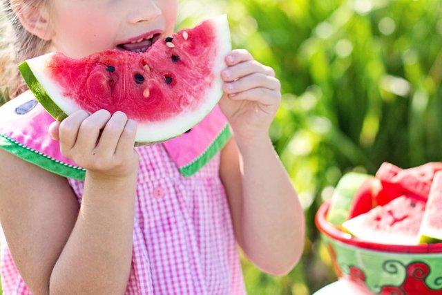 Fruta fresca siempre a mano