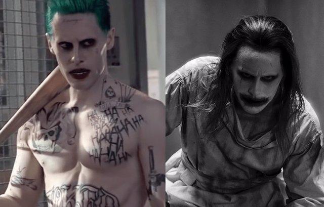 ¿Por Qué El Joker De Jared Leto No Tiene Tatuajes En Liga De La Justicia De Zack Snyder?
