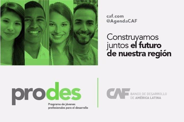 CAF abre la convocatoria para un programa de empleo dentro de la institución