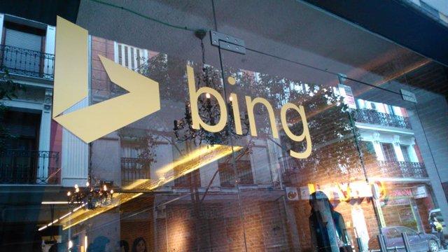 Recurso Buscador bing logo