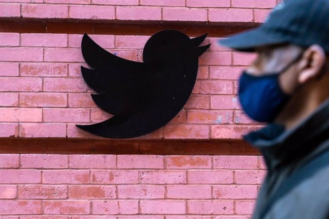 Sede de la red social Twitter en Nueva York, Estados Unidos