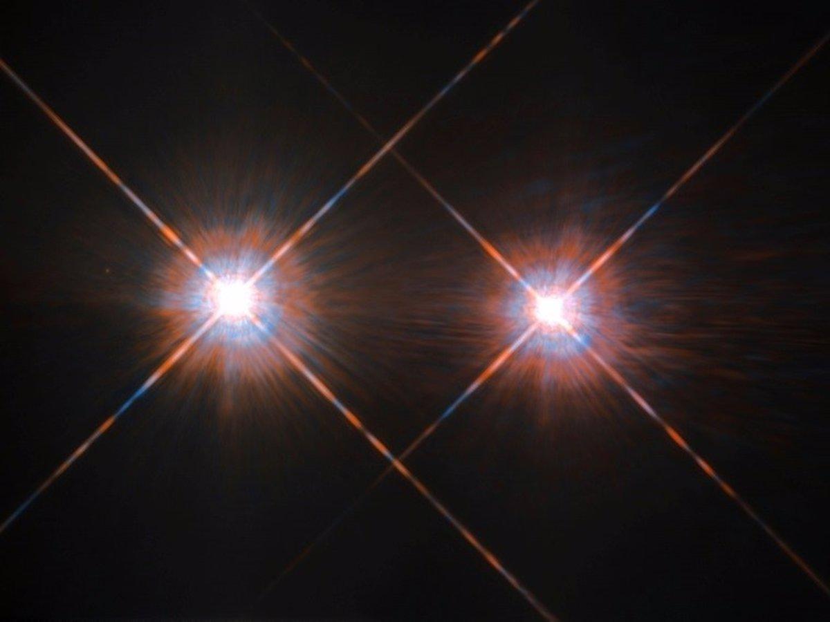Resultado de imagen de Indicios de un mundo habitable en la vecina Alpha Centauri A