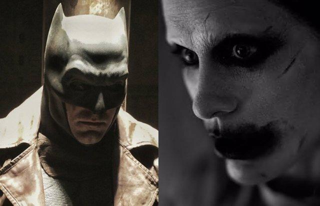 Así será el cara a cara entre Batman (Ben Affleck) y Joker (Jared Leto) en Liga de la Justicia de Zack Snyder