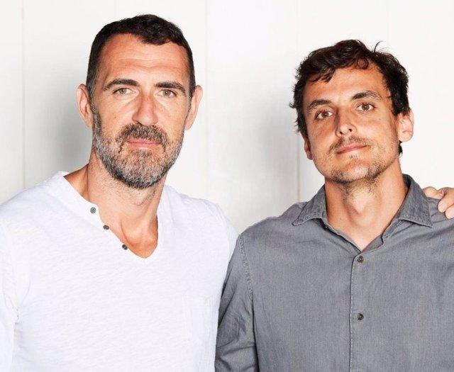 Carlos Pérez y Néstor Sánchez