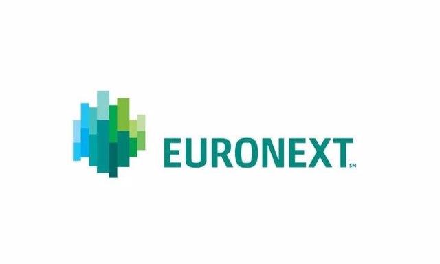 Logo del gesto paneuropeo de bolsas y mercados Euronext.