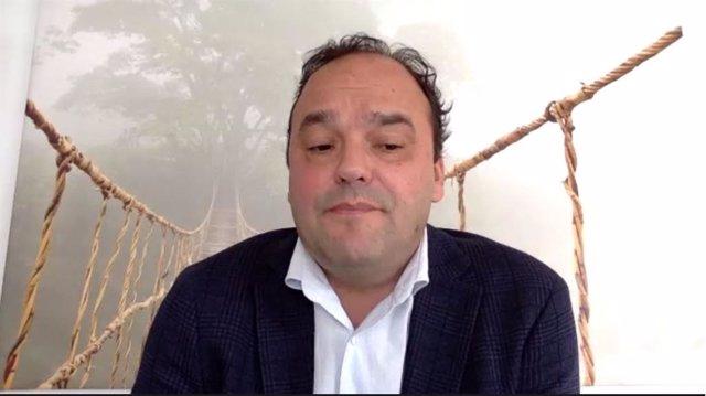 El economista José Carlos Díez.