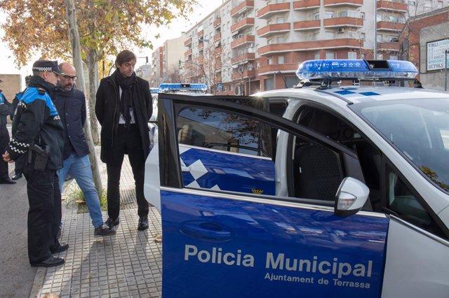 Policia Municipal de Terrassa (Arxiu)