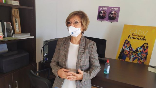 Carmen Collado, diputada provincial de Igualdad